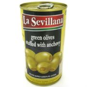 Olives stuffed with Anchovy - 350g
